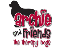 Archie The Casa Pacifica Therapy Dog